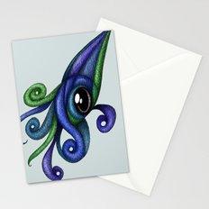 Squidatile Stationery Cards