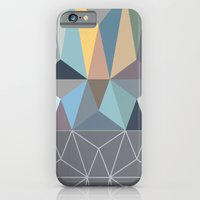iPhone & iPod Case featuring Nordic Combination 31 by Mareike Böhmer Graphics