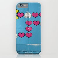 iPhone & iPod Case featuring Eternal Sunshine of the Spotless Mind... by afrancesado