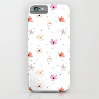 Poppy Rose iPhone 6 Slim Case