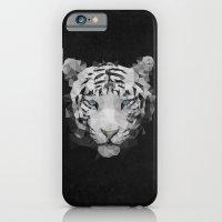 Meduzzle: White Tiger iPhone 6 Slim Case
