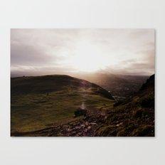 Arthurs Seat Canvas Print