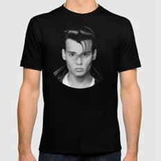 Cry Baby SMALL Mens Fitted Tee Black
