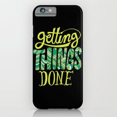 Getting Things Done iPhone 6s Slim Case