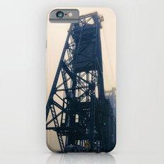 Steel Bridge, Portland, Oregon iPhone 6 Slim Case