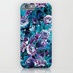 RPE FLORAL VIII BLUE iPhone 6 Slim Case