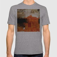 BABEL OVERDUBS IX Mens Fitted Tee Athletic Grey SMALL