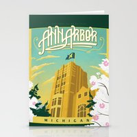 Ann Arbor Union Stationery Cards