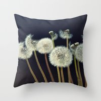 {wishes} Throw Pillow