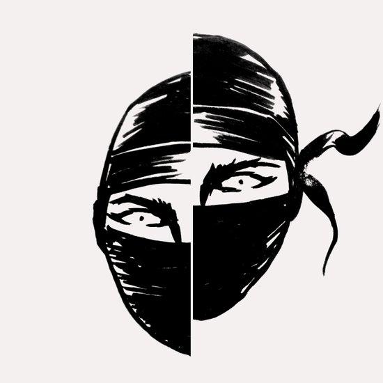 Ninja FAIL Canvas Print