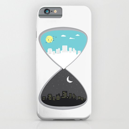 Day & Night iPhone & iPod Case