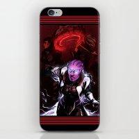 Take Back Omega iPhone & iPod Skin