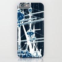 Light's storm iPhone 6 Slim Case
