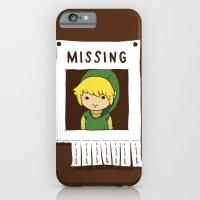 Missing Link iPhone 6 Slim Case