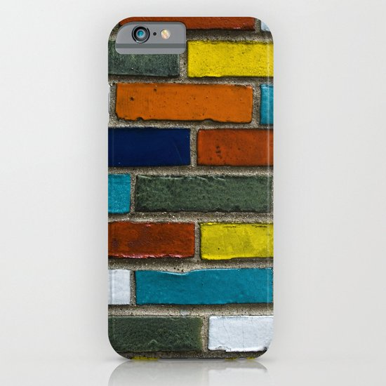 Color Wall iPhone & iPod Case