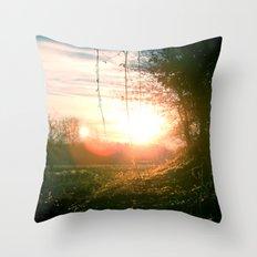 Hello World! Throw Pillow