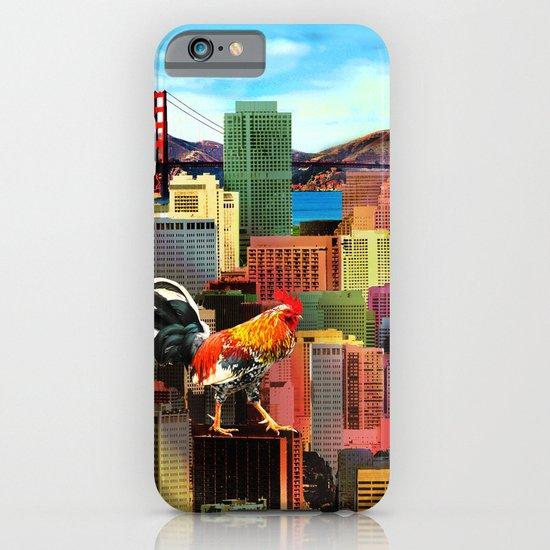 San Francisco City Chicken iPhone & iPod Case
