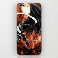 Blood Moon Reaper iPhone & iPod Skin
