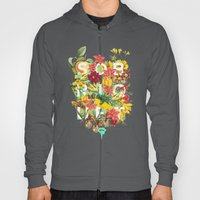 Flora Tropical. Hoody
