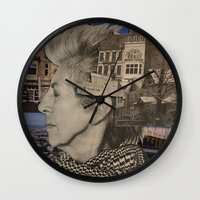 Return (You Are Here) Wall Clock