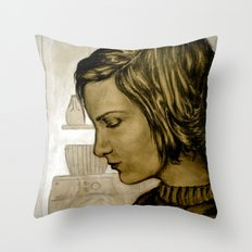 Stain Removal Throw Pillow
