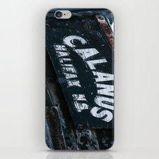 Calanus 1 iPhone & iPod Skin
