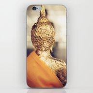 Buddha The Other Side  iPhone & iPod Skin