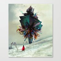 Soh:adoe Canvas Print