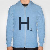 Scrabble H Hoody