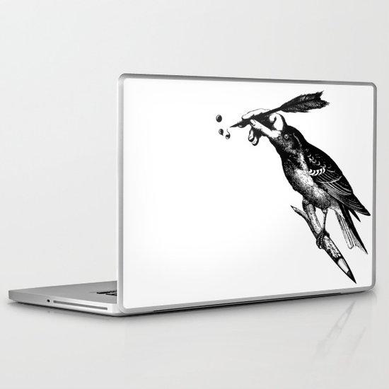 The Experimetal Artist Laptop & iPad Skin