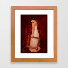 Empty Memories... Framed Art Print