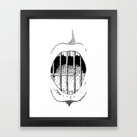Freedom of Expression 1 of 3 Framed Art Print