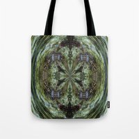 Reflection In A Creek # 2 Tote Bag