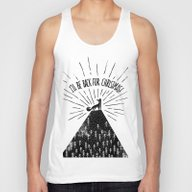 I'll Be Back For Christm… Unisex Tank Top