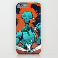 iPhone & iPod Case featuring Hungry for Knowledge by Nick Ouellette