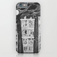 iPhone & iPod Case featuring Downtown by Leyla Akdogan