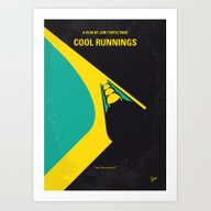 Art Print featuring No538 My COOL RUNNINGS M… by Chungkong