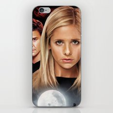 Buffy The Vampire Slayer  iPhone & iPod Skin