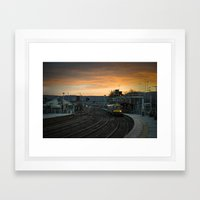 Gloucester Approach  Framed Art Print