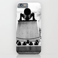 iPhone & iPod Case featuring Staring down the barrel... by lscott photography
