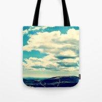 Costa Rican Clouds Tote Bag