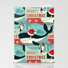 Where is Santa Claus? Stationery Cards