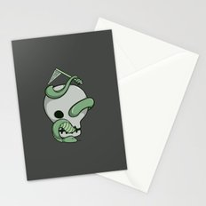 Go Deatheaters Stationery Cards