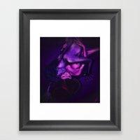 Thereisonlyus Framed Art Print