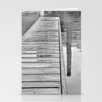 Down On The Dock Stationery Cards