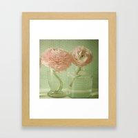 Coupling Framed Art Print