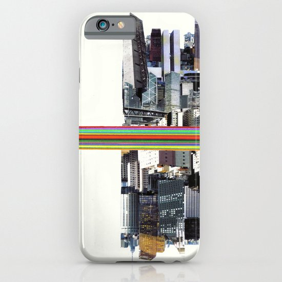 The Invisible Cities (dedicated to Italo Calvino) iPhone & iPod Case