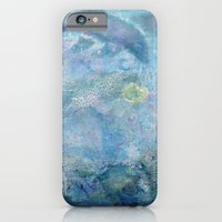 iPhone Cases featuring Making Bubbles by Kay Evison