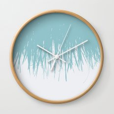 Fringe Salt Water Wall Clock