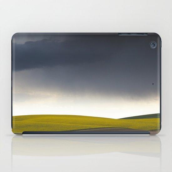 Rain's Coming iPad Case